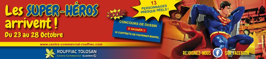 Animation Super heros CC Leclerc Rouffiac