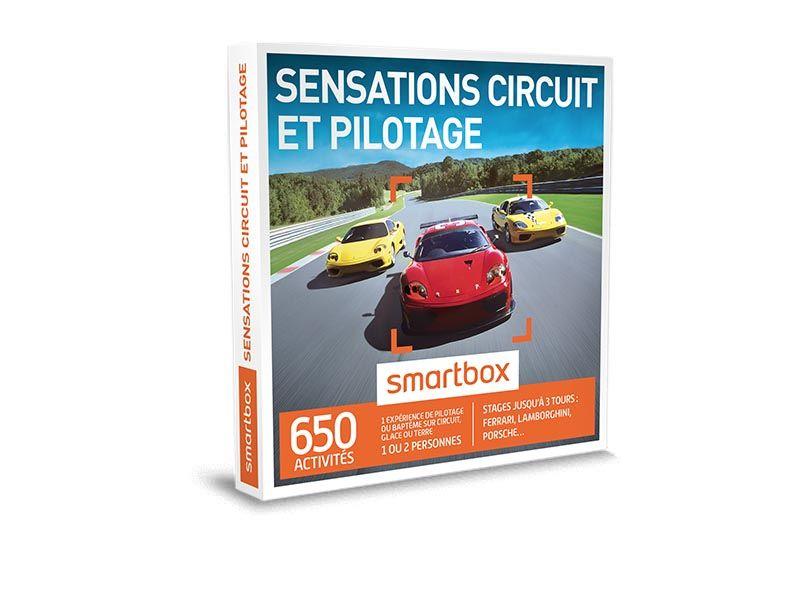Coffret Smartbox circuit pilotage