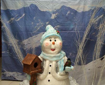 Bonhomme de neige forum montagne