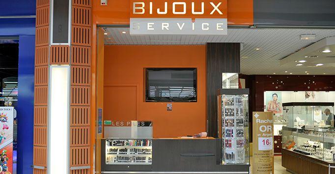 Devanture Bijoux Service