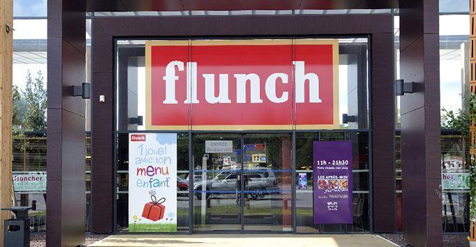Devanture Flunch