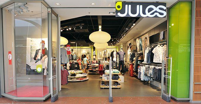 Entrée de la boutique Jules de Rouffiac
