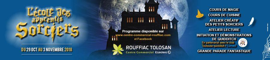 Animation Harry Potter Leclerc rouffiac