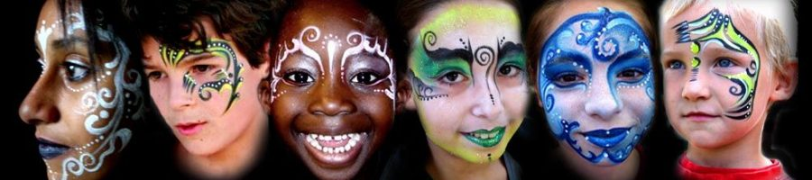 maquillage_tribal